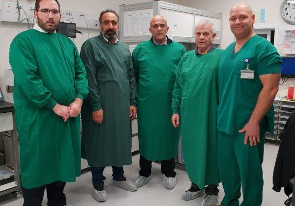 שיתוף פעולה של שירותי בריאות כללית עם ארגון בוני עולם ברחבי הארץ